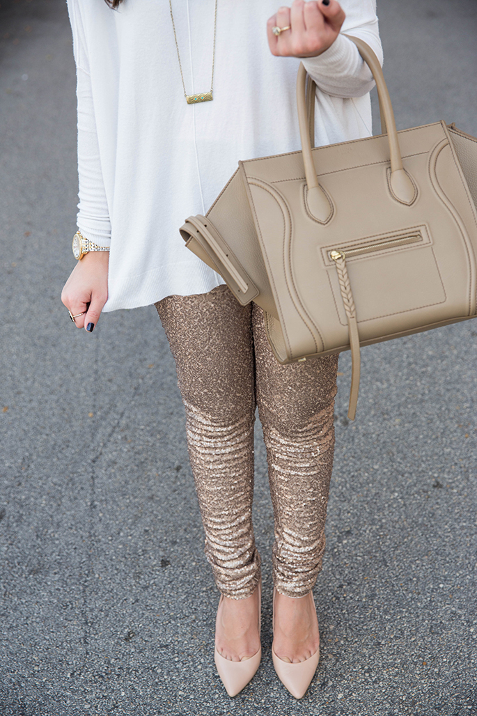 Shop for and buy gold sequin leggings online at Macy's. Find gold sequin leggings at Macy's.