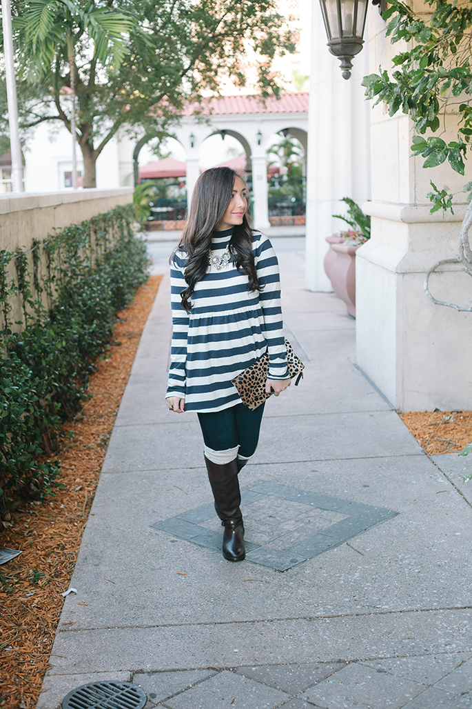 striped+top