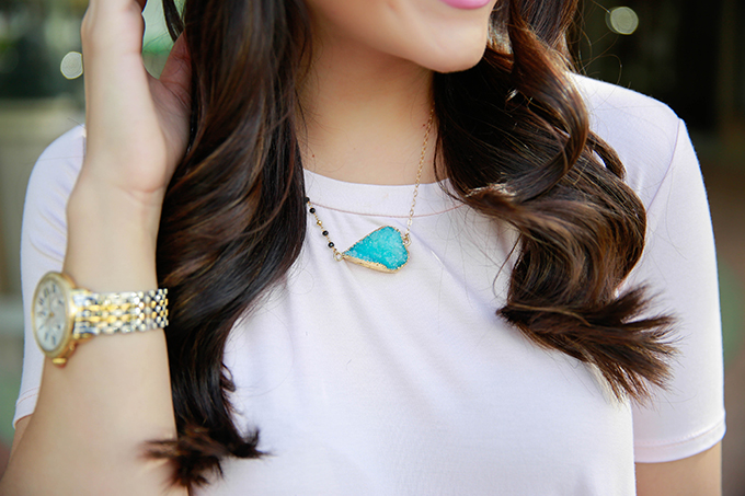 turquoise-druzy-necklace-the-fashionistas-diary