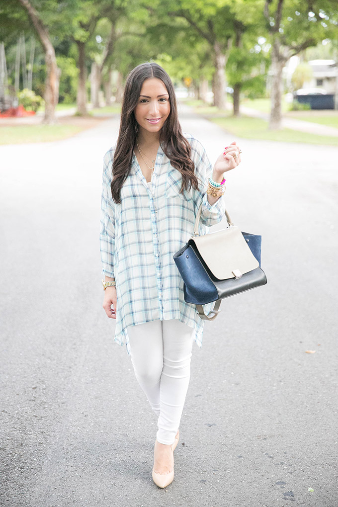 oversized-plaid-top