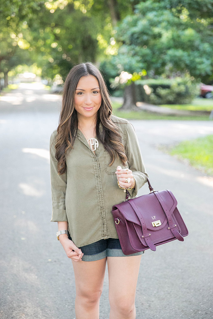 olive-green-casual-shirt