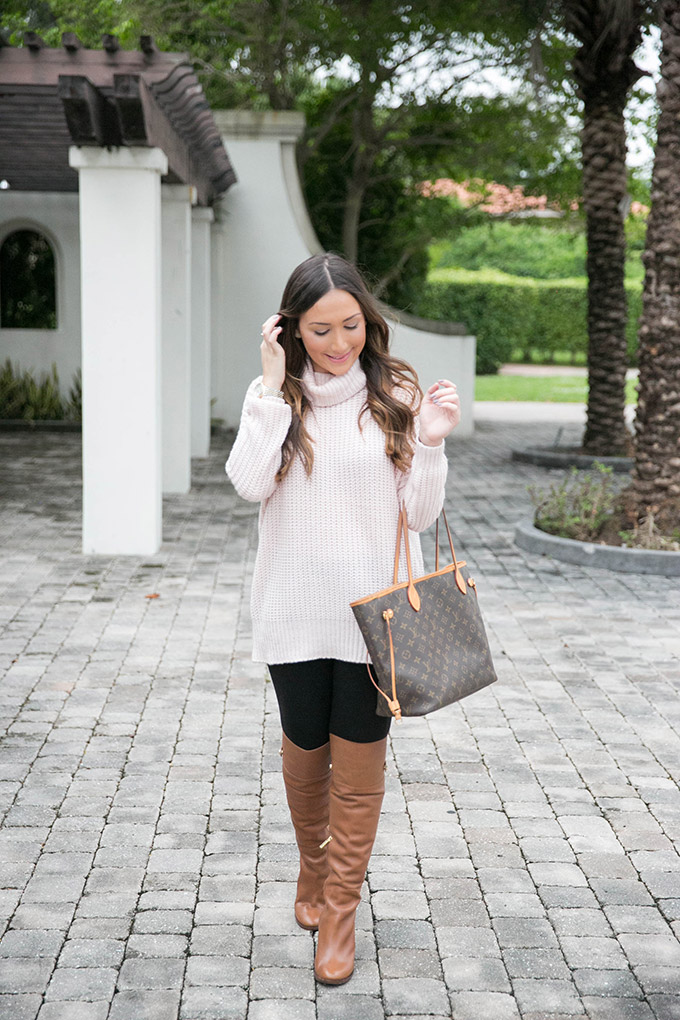 blush-turtleneck-for-fall