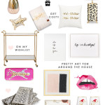 Gift Guide 2015: Home Decor