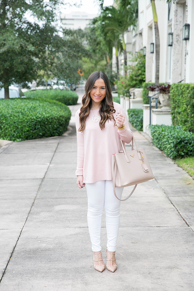 blush-and-white-outfit