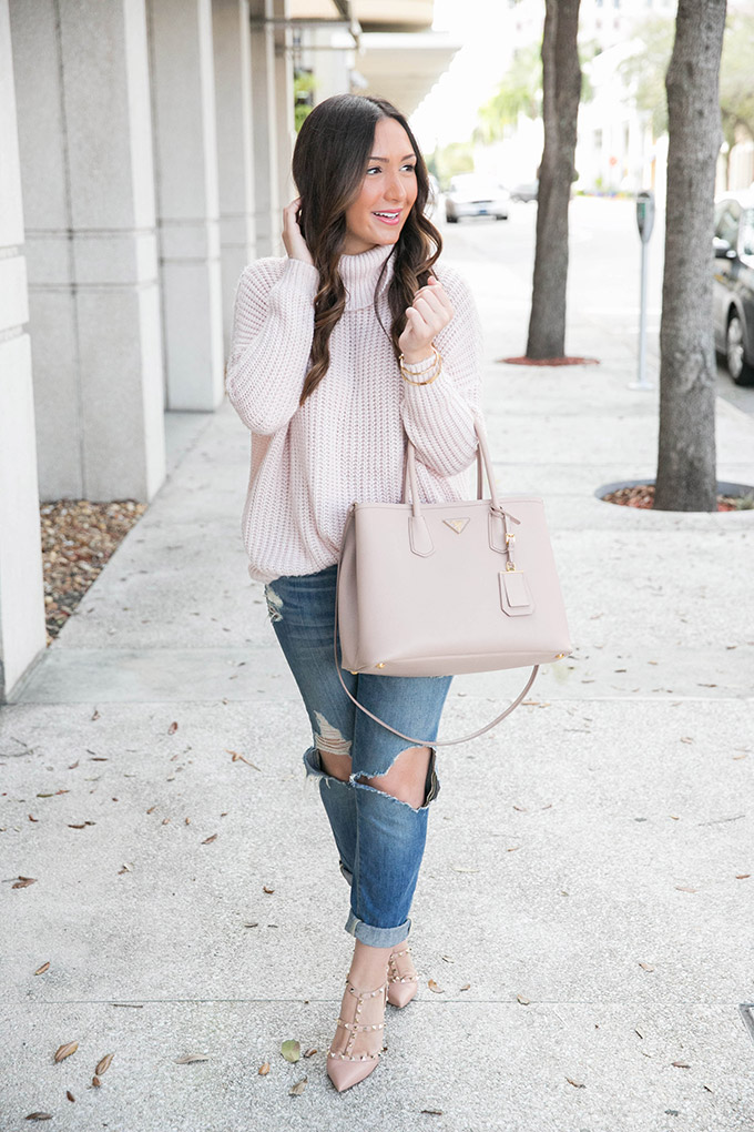 blush-oversized-turtleneck