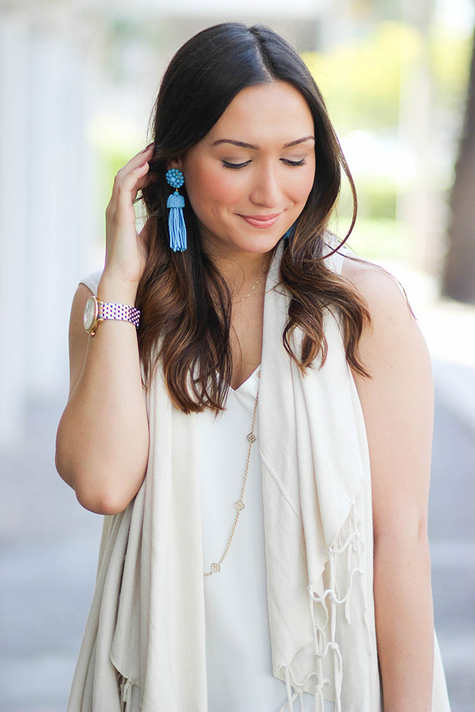 turqouise-tassel-earrings