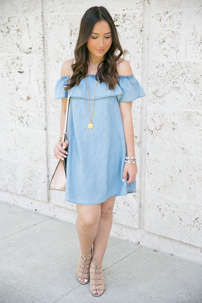 casual-chambray-dress