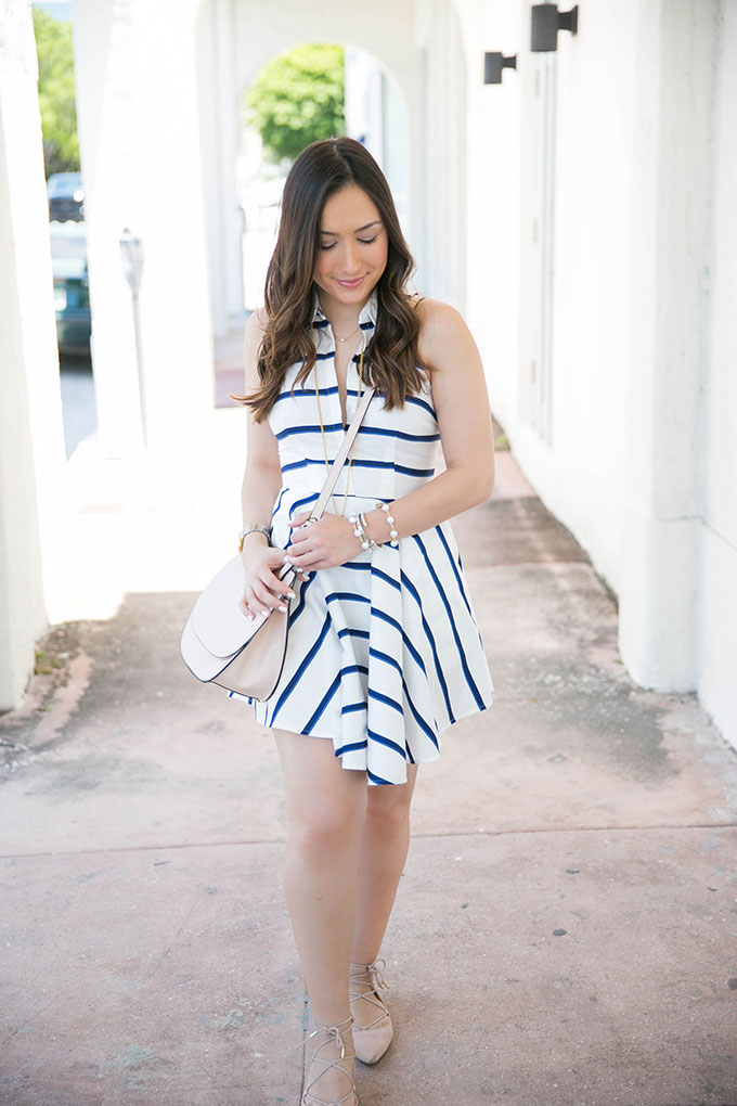 striped-summer-dress