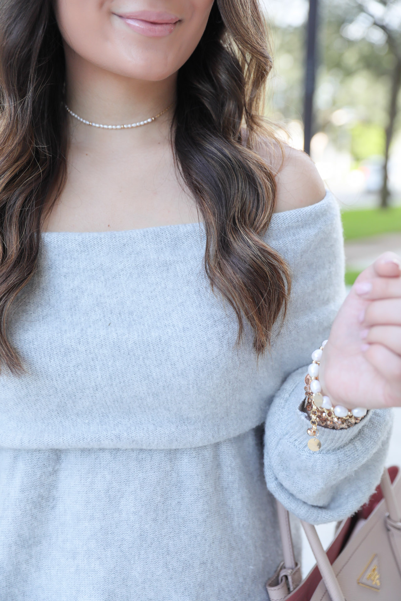 off-the-shoulder-grey-sweater