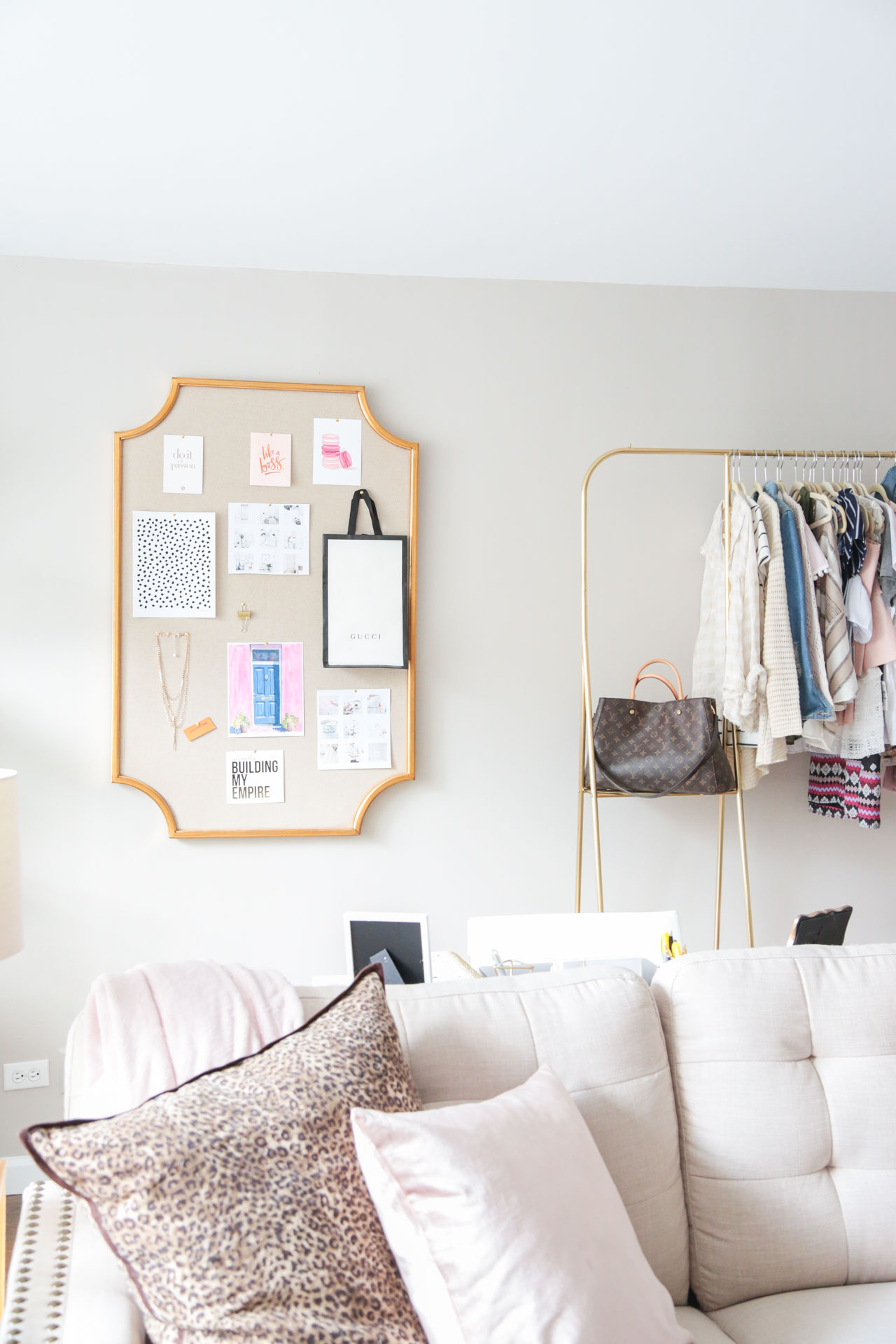 Adding My Personal Touch With Pottery Barn Teen   The Fashionista\'s ...